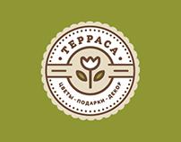 Terrasa flowers - E-commerce
