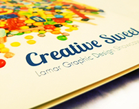 Creative Sweet, Lamar University Graphic Design Show