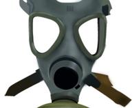 Máscara De Gas / Gas Mask