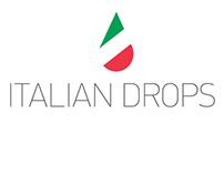 Italian Drops - Logos Proposals