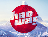 Hanwag - Web Design