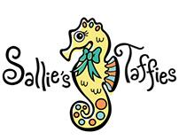 Sallies Taffies - Branding