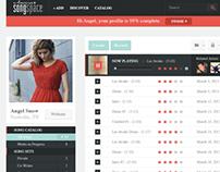 Music Web App Comp