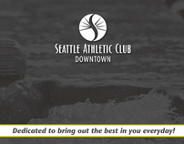 Seattle Athletic Club Membership Brochure