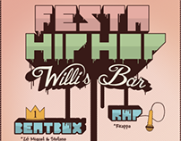 Hip-Hop Part Poster