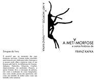 """Capa do livro """"A Metamorfose"""" de Franz Kafka"""