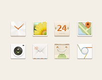 icons design for Android OS