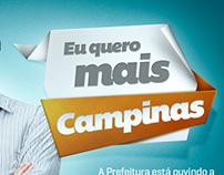 Institutional Ad Campaign of Campinas
