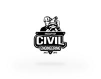 Logo Design - Faculty of Civil Engineering UiTM