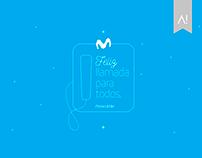 Feliz llamada para Todos / Brand Experience / Movistar