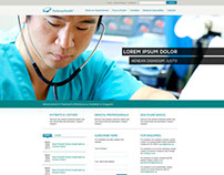 Parkway Health - Website