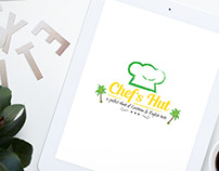 Chef's Hut - logo design