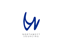 Northweft Sourcing Logo Design