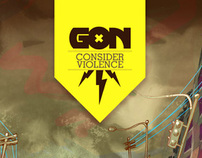 GON - CD Cover
