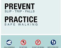 Slip - Trip - Falls