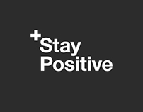 Stay Positive merchandise