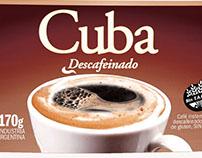 Diseño de packaging - Envase de café