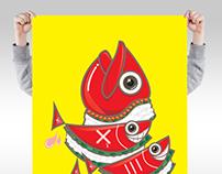Fish & sushi
