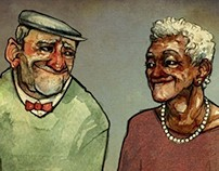 The Old Couple