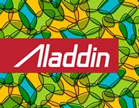 Branding   /////   Aladdin Térmicos