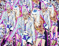 "JOSIAH CHUA ""Rainbow Riot"" Capsule 2013"