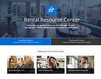 Zillow Rental Resource Center