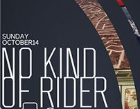 No Kind of Rider