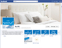 Diseño Redes Sociales para By MV Group