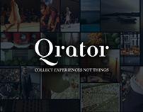 Qrator iOS App