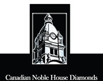 Canadian Noble House Diamond Logo Sample