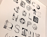 Illustrative Alphabet