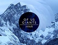 Of Us Giants - EP Artwork