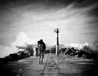 La Plage, la mer et de l'Air....