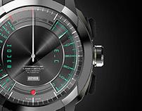 1964-2014 Porsche Watch