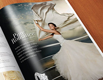 Ad for Style Wedding Magazine