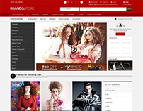 Gala Brand Store, Magento Premium Multi-Purpose Shop Th