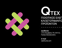 QTEX BUSINESS CARD