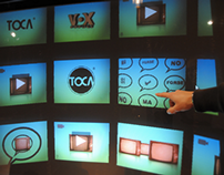 Touch Screen - TV Set