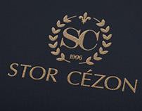 Stor Cézon Logo & VI