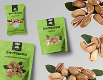 Packaging / Pistachios