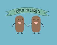GALLINA BLANCA // Croqueta por croqueta