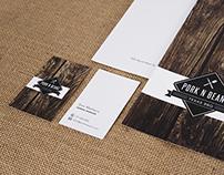 Pork N Beans // Branding & Identity