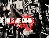 Running of the Bulls 2015
