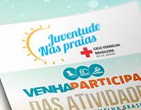 Campanha Juventude nas Praias - Cruz Vermelha