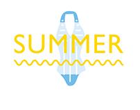 summer illustration/short video