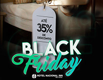 Black Friday Campaign for NacionalInn Hotel