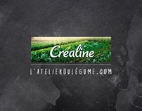 Crealine - l'atelier du legume