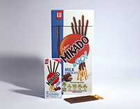 Giant Mikado Box