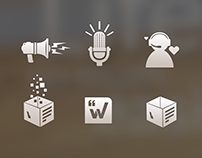 Workiva: Animated Icons