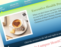 Website for KL HeartCare